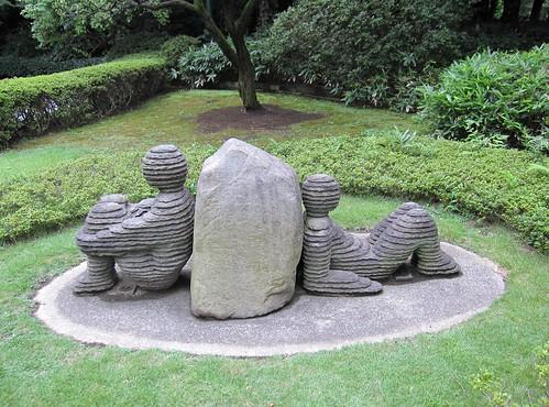 ⑩★庭園のオブジェ② by Poran111