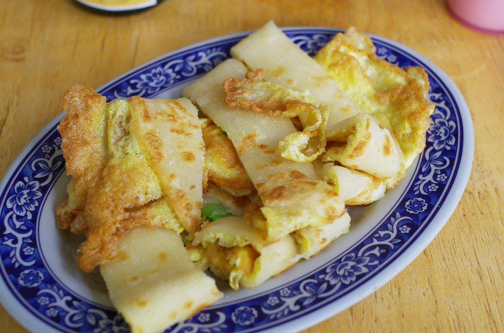 [台南]吉利果早餐  好吃的蛋餅!!