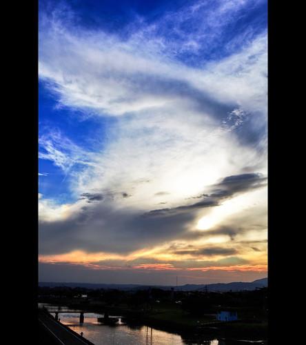 """[scenery] """"雲手"""""""