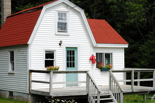 Maine - tiny house