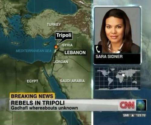 Trípoli no está ahí