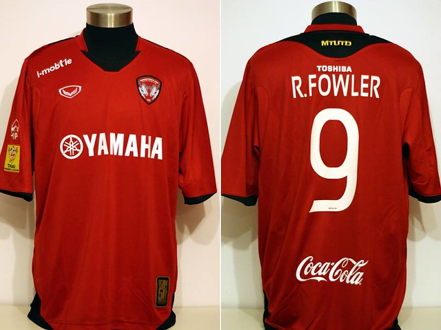 Club.Thai Premier League.Muangthong United.2011.1st.09.Robbie Fowler