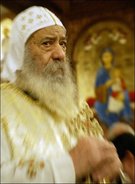 قداسة البابا المعظم الأنبا شنودة الثالث
