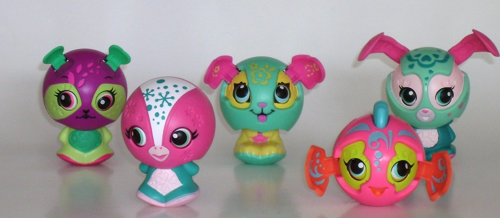McDonald's Happy Meal Toys Australia August 2011