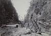 Aanleg spoorbaan Maäboheuvel (Stichting Surinaams Museum) Tags: punt suriname spoorbaan aanleg doorbraak maäboheuvel