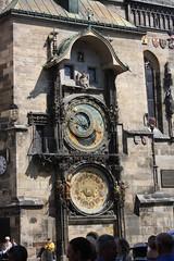 "Prague Astronomical Clock (Prague Orloj)/Staroměstský orlojin (Pražský orloj), Prague (Prag/Praha) • <a style=""font-size:0.8em;"" href=""http://www.flickr.com/photos/23564737@N07/6082618005/"" target=""_blank"">View on Flickr</a>"