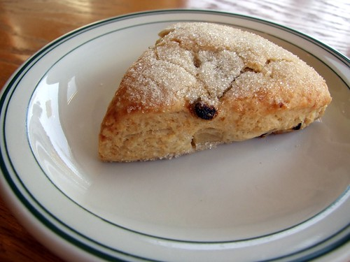 Bartlet Pear Scone