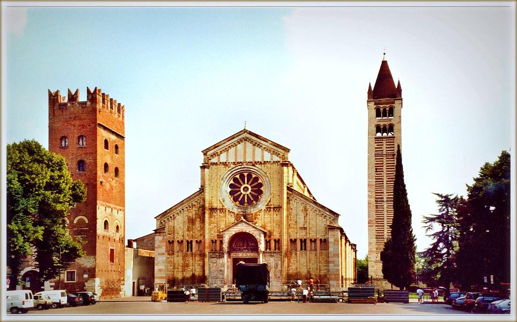 Basilica di San Zeno - Verona