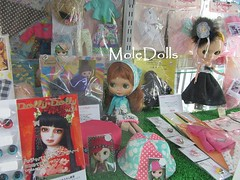 ♥ Blythes & Doll Clothes in a Japan Store ♥