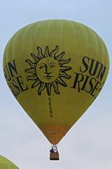"G-BSNU ""Sun Rise"""