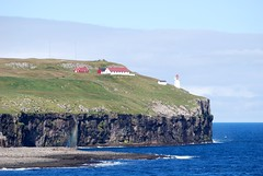 Lighthouse Boran - Nlsoy (Erik Christensen, Porkeri) Tags: faroeislands nlsoy lighthousetrek lighthouseboran lhfnlsoy