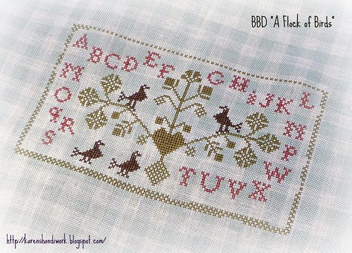 "BBD ""A Flock of Birds"" 2"