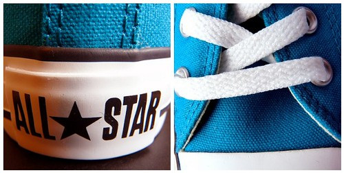 Converse All Star by PhotoPuddle