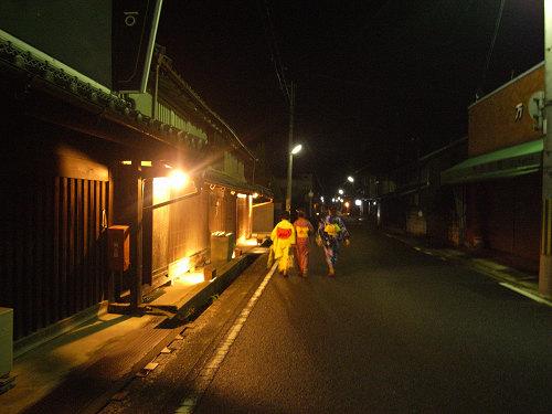 宇陀松山夢街道町並みライトアップ-05