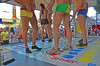 Twister (tacosnachosburritos) Tags: street party summer chicago festival dancing market days journey transvestite trans swimsuit crossdresser halsted
