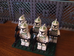 Horn Company (bcgroi) Tags: trooper star lego lock collection company captain wars horn squad collectors clone legion battalion