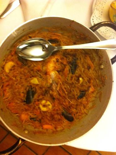 Tavèrnoles | Restaurant Fussimanya | Fideuà