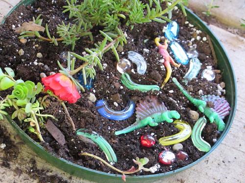 Making Dino Gardens #5