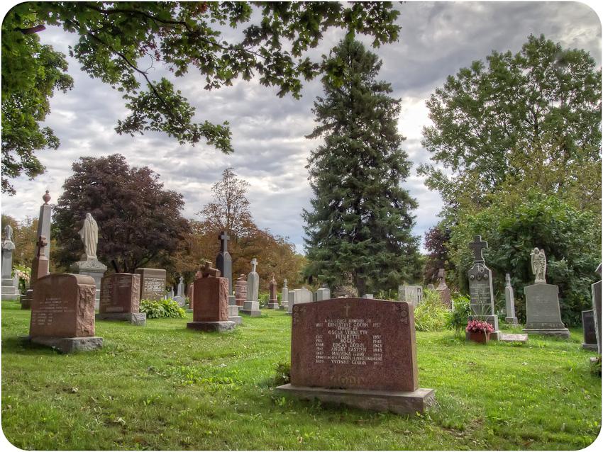 Cimetière Notre-Dame-des-Neiges de Montréal