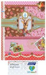 Hardegarijp, Netherlands (Smedette) Tags: netherlands europe stamps postcard nederland postcrossing stamp postcards postage friesland fryslân hurdegaryp tytsjerksteradiel hardegarijp tietjerksteradeel