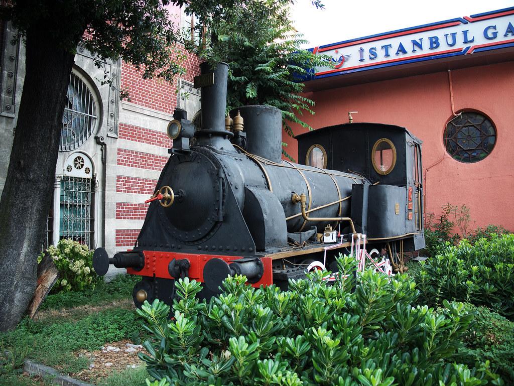 A Krauss 380 locomotive