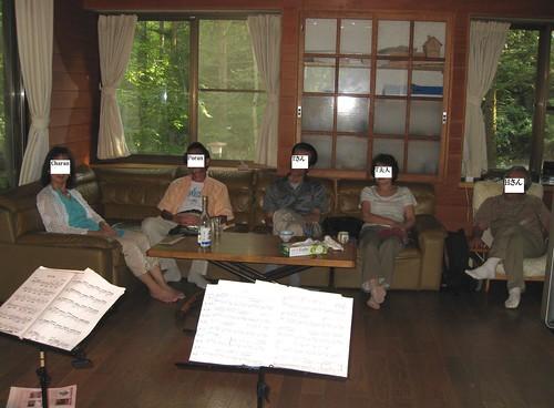 北軽井沢ギターミニコンサート 2011年8月18日 by Poran111