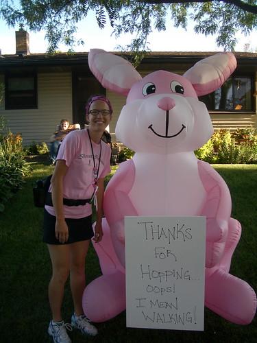 meg's 2011 bunny shot