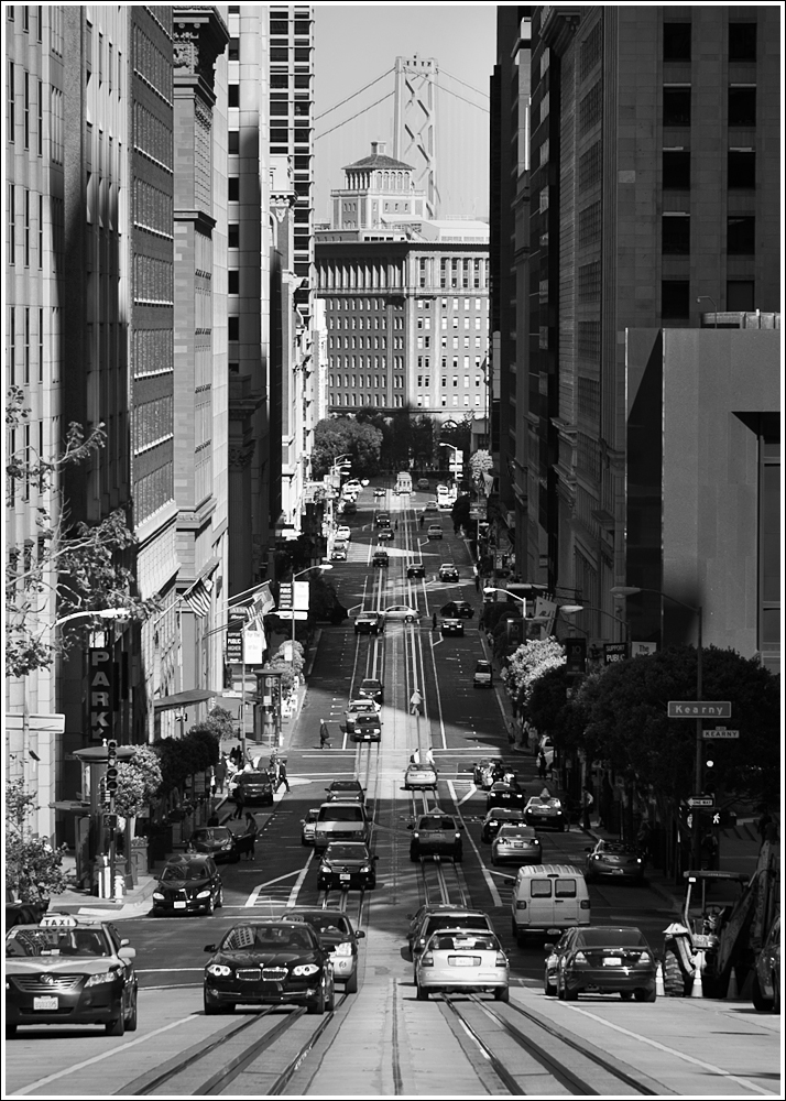 245 of 365 - California Street San Francisco
