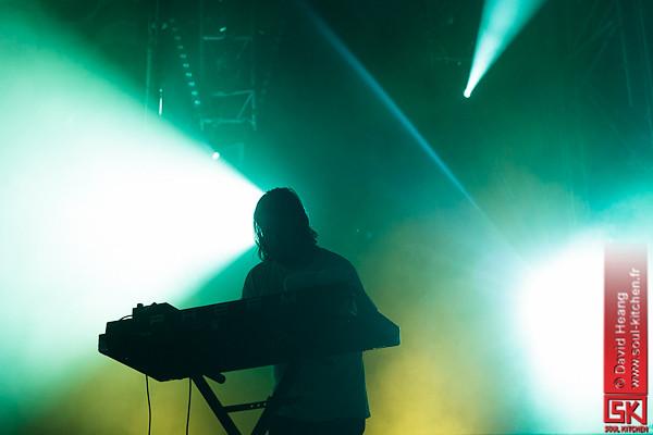 The Dark Angels @ Woodstower 2011