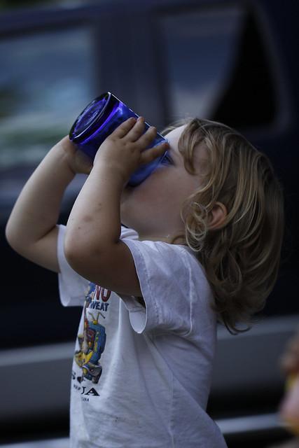 winston drinking