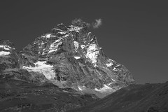Matterhorn (Giangaleazzo) Tags: leica mountains alps matterhorn cervino valtournanche leicam8 famousmountains