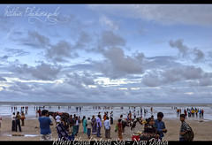 When Cloud Meets Sea - New Digha