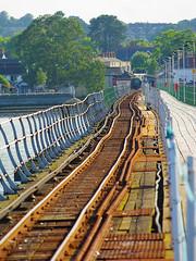 RD6364  Hythe Pier Rly (Ron Fisher) Tags: narrowgauge schmalspurbahn hythepierrailway