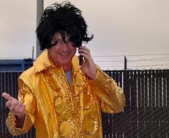 Stranger #84 - AK Communications Guy! (Keltron - Thanks for 8 Million Views!) Tags: elvis stranger anchorage talent wig friendly acs elvisimpersonator tvcommercial 100strangers