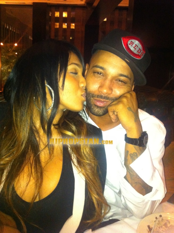 Yaris Sanchez Kiss Joe budden