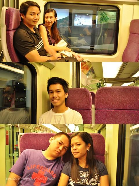 KLIA Transit Train