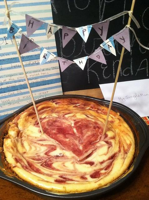 kendalls bday cake 2