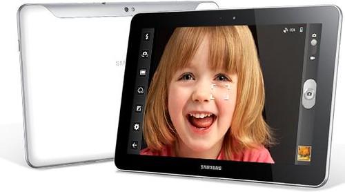 Galaxy Tab 750- imaging