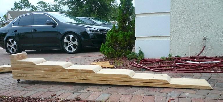 Wooden Car Ramps Plans