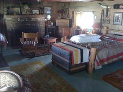 Russell Cabin, Lazy EL Guest Ranch