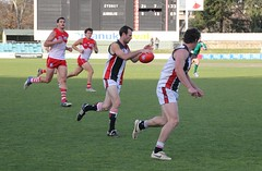 NEAFL Semi Final 2011