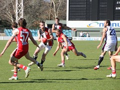 NEAFL Ainslie SF 2011 13 Mulroney