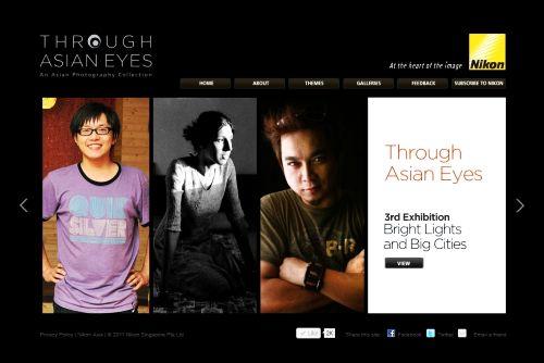 Nikon - Through Asian Eyes