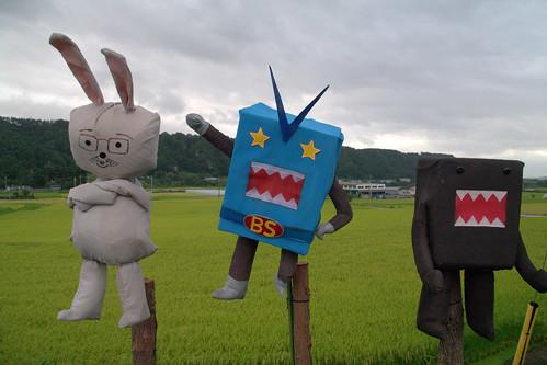 かかし祭り 2011
