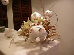 Origami création - Didier Boursin - Soirée ArjoWiggins (Rives)
