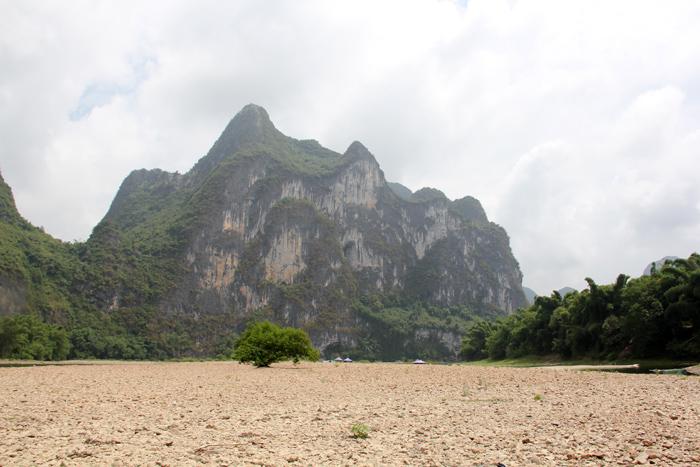 9 Horses Rock, Guangxi, China