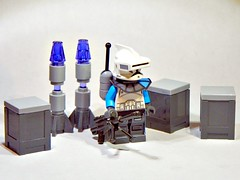Moar Cl0enz? (Brickcentral) Tags: trooper star flickr lego fig azure barf wars clone pesto minifigure brickarms mmcb figbarf brixurms