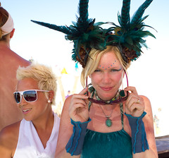 bex and niki (drtoast) Tags: burningman sidneysultramegafaves2011portraits