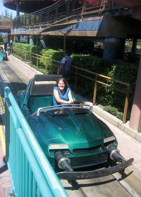So excited for Autopia