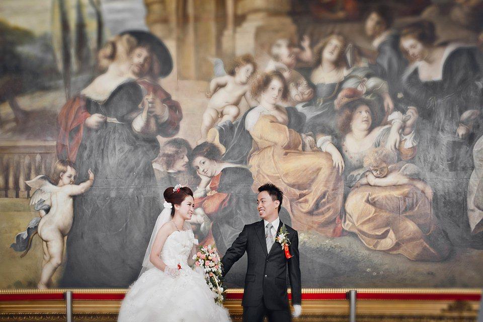 婚禮攝影 Petrick+Sherry 兆品酒店